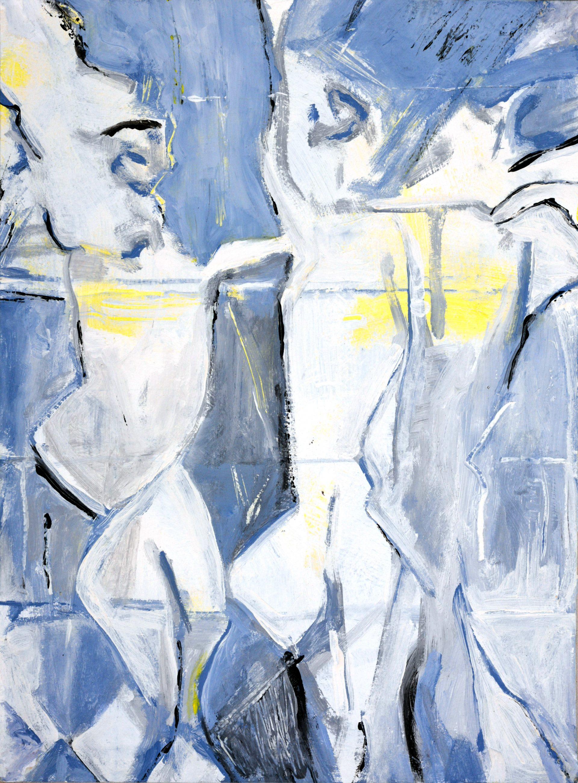 Danse bleue